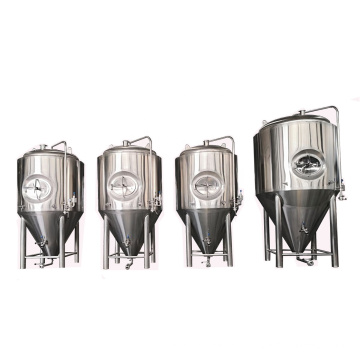 Stainless Steel 1000l Fermentation Tank Conical 1500l Beer Fermenter Tank Equipment Wine Fermentation Tank