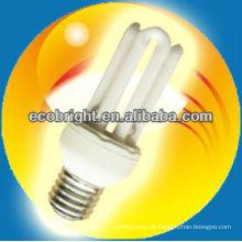 energiesparende Lampe MINI 4U 7mm 8000H CE Qualität