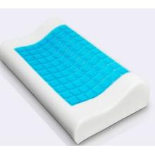 Almofada de espuma de memória cool gel reversível (we8756)