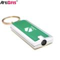 Custom mini led flashlight keychain wholesale