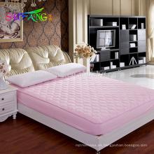 Hotel lino / protector de colchón impermeable ecológico
