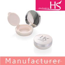 round cushion Foundation powder case
