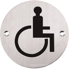 Door Sign Plate Hardware for Tolite