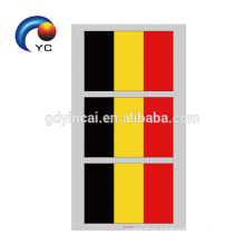 Football World Cup National Flag Soccer Fan Temporary Tattoo Sticker