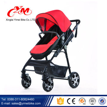 New style 3 in a baby strollers/lightweight baby buggy/EN 1888 baby carrier bike