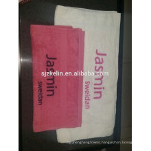 personalized tea towels with 100% cotton material