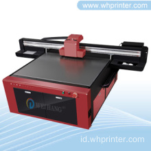 UV Printer pada kulit sintetis PU