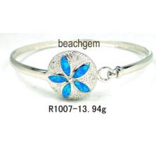 Opalin argenté bracelet bijoux (YB00012)