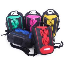 50л 500д ПВХ спортивный Кемпинг рюкзак Водонепроницаемый сухие мешки (YKY7302)