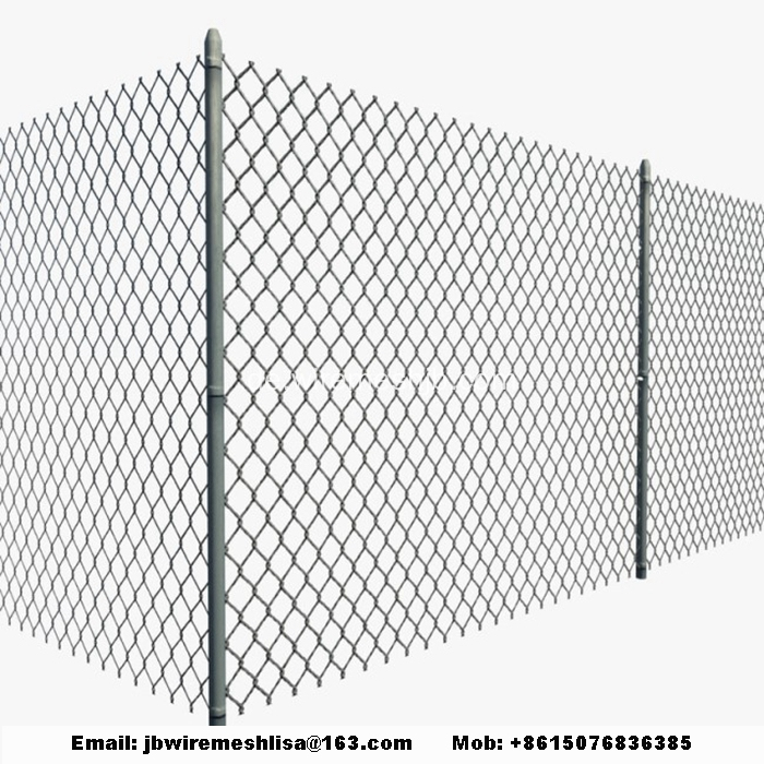 Sicherheits-Kettenglied-Zaun Diamond Fence