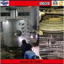 Máquina de secagem de chapa farmacêutica química de estearato de zinco