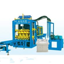 QT6-15D brick moulding machine,concrete block molding machine,hollow block machine