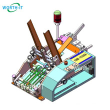 Automatic Carton Feeder Machine High Speed Friction Machine Cardboard Feeder For Carton Machine