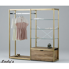 Garment Metal Display Rack