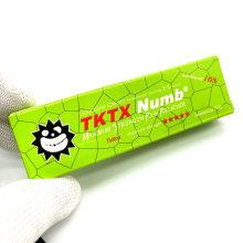 2010 New Version of Tktx Tattoo Numbing Cream Tattoo Permanent Piercing Nail Lidocaine Painless Cream 10g