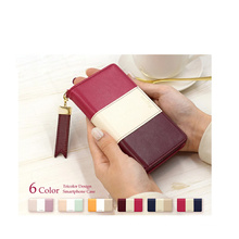 2021 Factory price wholesale Back PU Leather Slim Mobile Phone case with Credit Card Holder Protective Cover