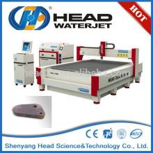 Чистая конечная продукция гидравлическая система водоструйной резки в металле