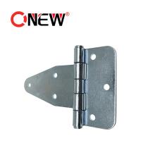 Hardware Accessory Furniture Steel/ Iron Radius Metal Round Corner Spring Door Hinge