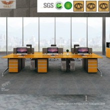New Style Bamboo Top Office Stright Call Center Cubicle (H60-0207)