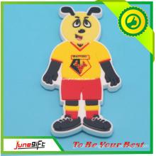 Cartoon Shape Fashion Wholesale PVC Magnet