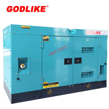 50kVA/40kw Cummins Silent Diesel Genset with Ce/ISO