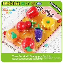 Hot-selling gummen Pvc Bag Eraser Verkoper