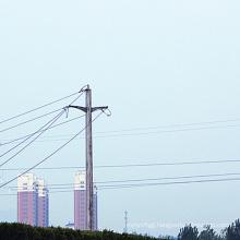 10kv Power Transmission Steel Pole
