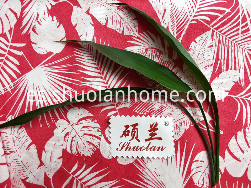 Cotton Summer Clothes Fabric