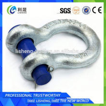 Zinc Plated H Shackles