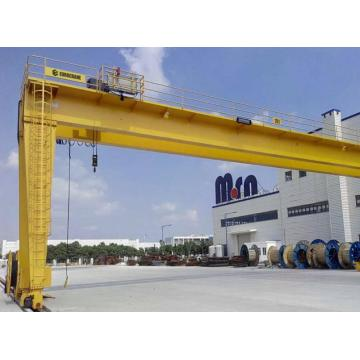 1-300T Single-Girder Overman Gantry Crane