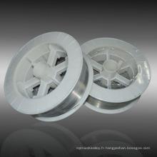 1.6mm pur Zn / Tafa01t / aluminium pour le revêtement par pulvérisation thermique