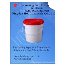 Isocyanuric кислота для бассейна дезинфицирующее химических веществ (ТКЦА), КАС № 87-90-1