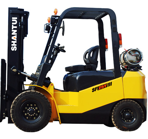 Lpg And Gas Forklift
