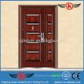 JK-S9058 Горячая дверь матери и сына / Декоративная наружная стальная защитная дверь