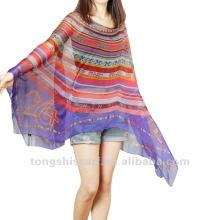 ladies' chiffon scarf