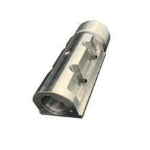 Piezas de mecanizado CNC de material TC4 de alta resistencia