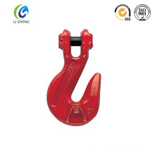 Electric galvanized clevis grab hook