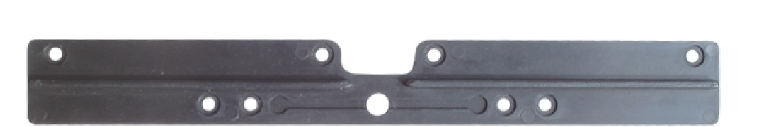single hole take up lever guider rail
