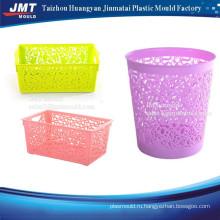 выбор пластиковых инъекций инъекции плесень Бен мусора поставщиков