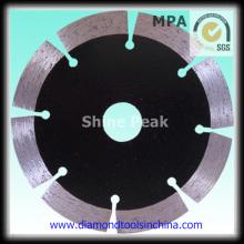 Мокрой резки алмазной пилы для гранита мрамора бетона фарфора