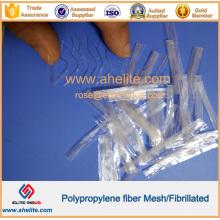 Fibra Fibrilhada de Polipropileno de Alta Tensão