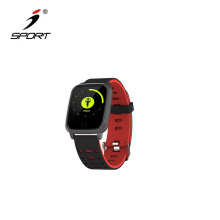IP67 and Bluetooth5.0 Watch Fitness Tracker Smart Bracelet for Monitoring Heart Rate and Blood Pressure