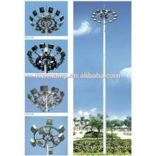 Luz elevada do mastro de 18 ~ 20m 200w do equipamento co ,.ltd feito em yangzhou