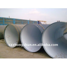 API 5L Gr.B Spiral steel pipe/SSAW Pipe with 3PE