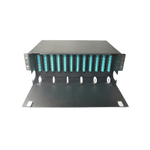 144 Core LC Ports Rack Mount Patch Panel ODF