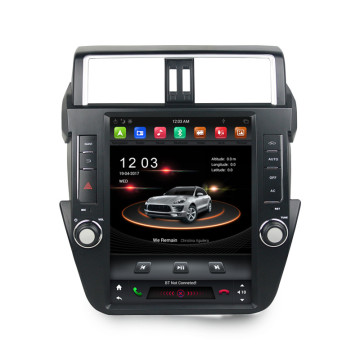 PX6 Tesla Android 9 Car Radio Prado 2014-2017
