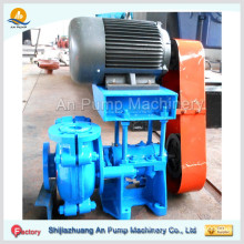 High pressure single-stage aggregate processing mud pump