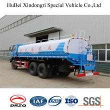 18-20cbm Большая емкость Dongfeng Спринклеры для воды Специальный грузовик