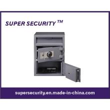 Double Compartment Commercial Deposit Safe (SFD3214)