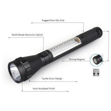 Plus forte lampe de poche 3 Watt